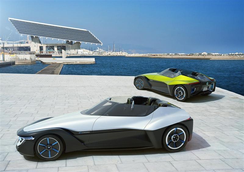 2013 Nissan BladeGlider Concept