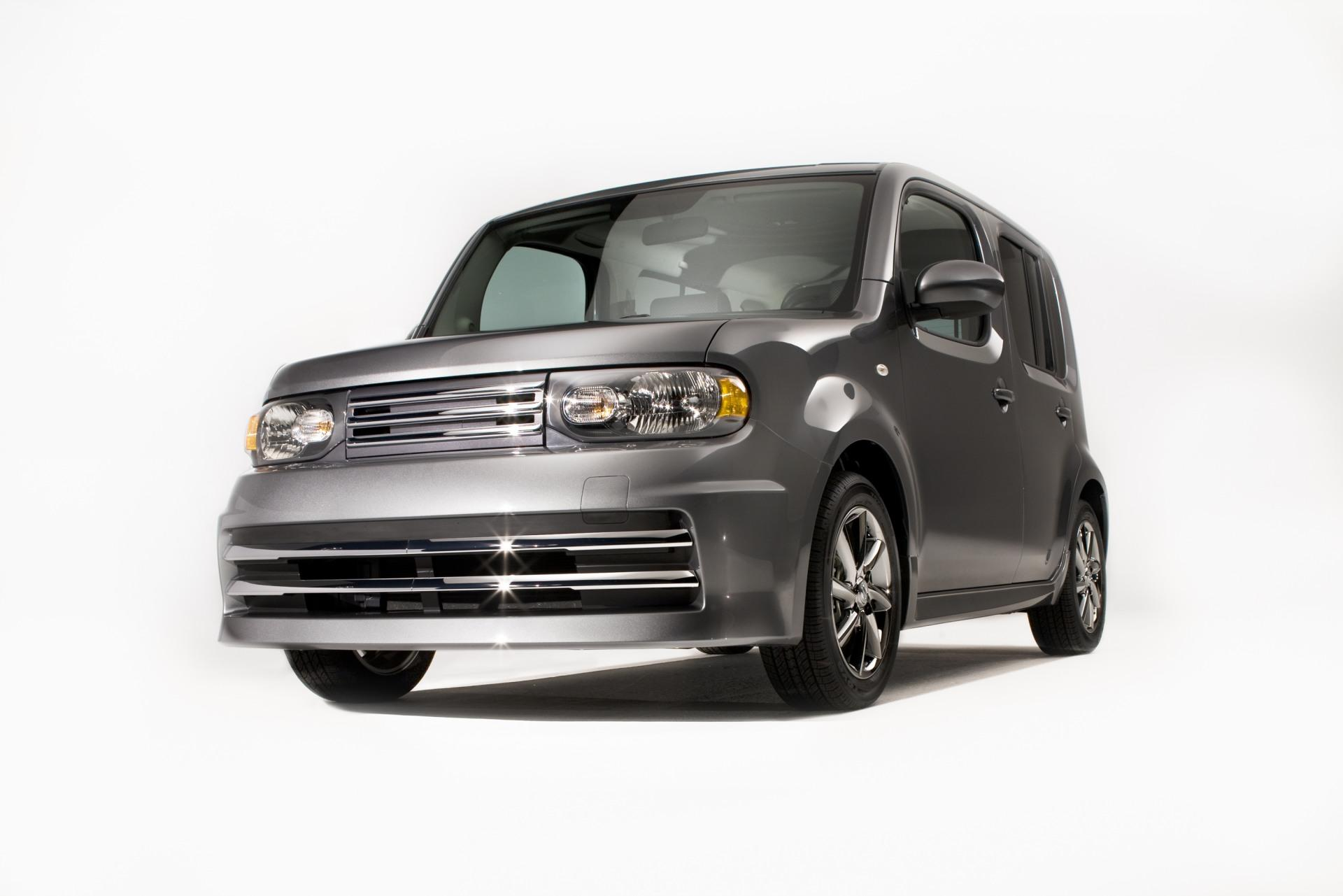 2009 nissan cube krom news and information. Black Bedroom Furniture Sets. Home Design Ideas