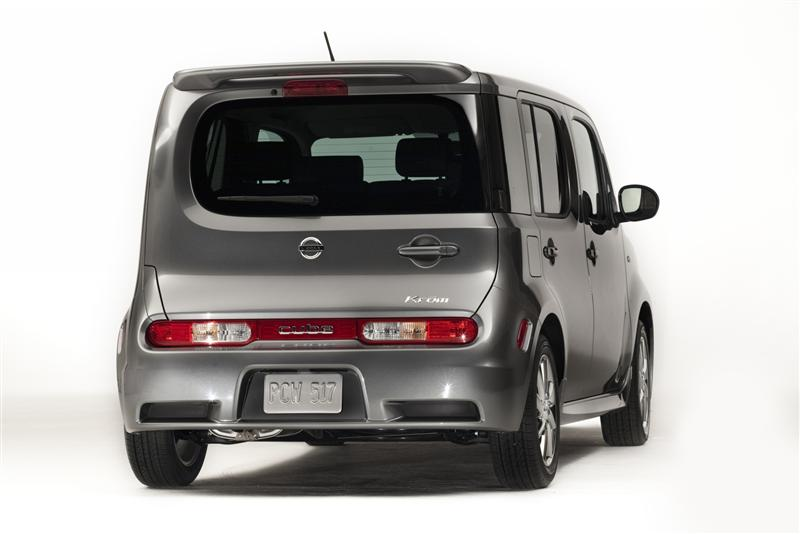 2009 Nissan Cube Krom Image Photo 11 Of 12