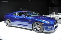 2012 Nissan GT-R image.