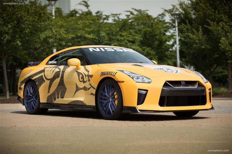 Nissan GT-R Predzilla pictures and wallpaper