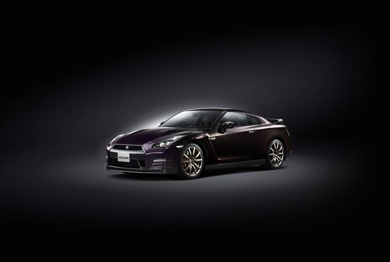 2014 Nissan GT-R GT-R Special Edition