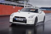 2012 Nissan GT-R Track Pack image.