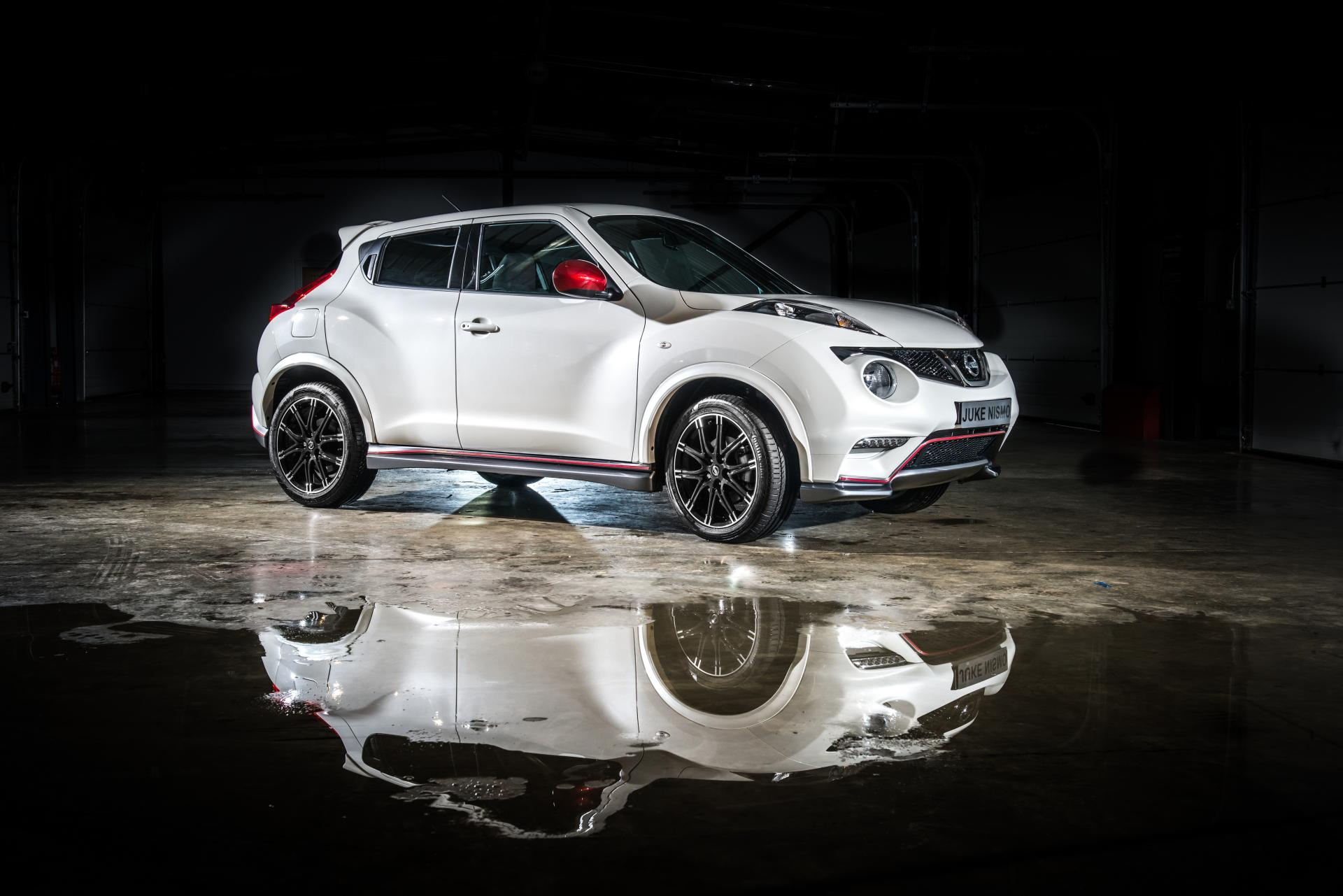 juke marketing just automobile nissan magazine driven nismo not news parked