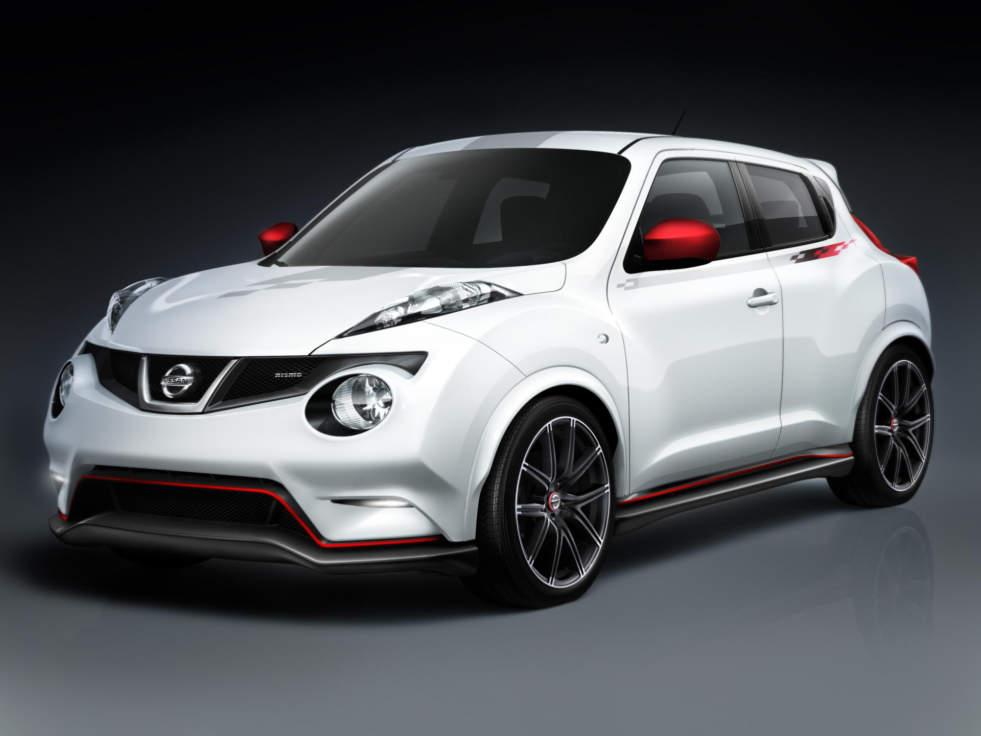 2012 nissan juke nismo concept news and information for Nissan juke dauertest