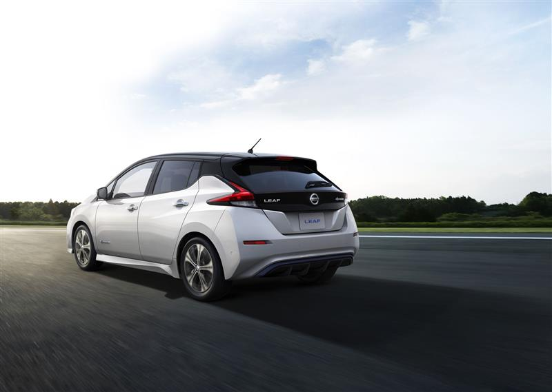 Nissan Leaf 2.ZERO Launch Edition pictures and wallpaper