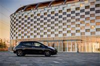 2016 Nissan Leaf Black Edition