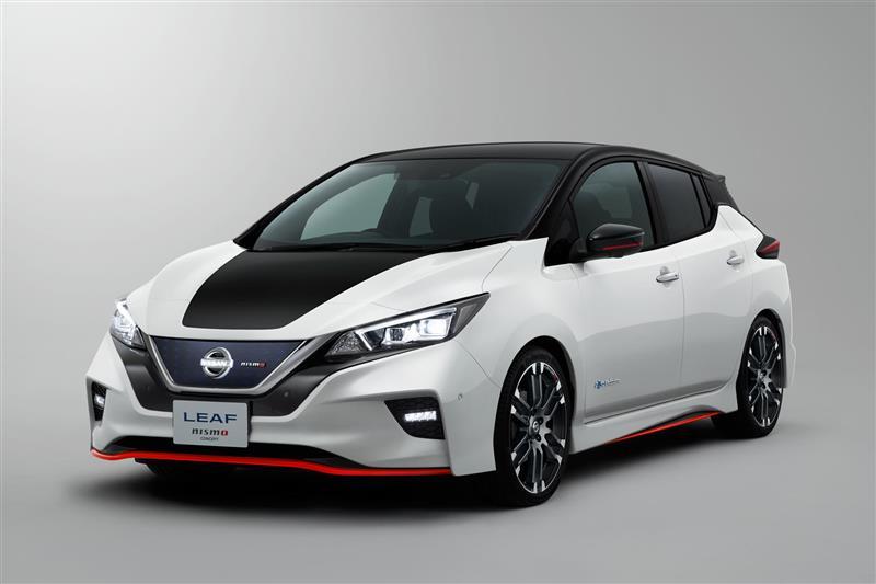 2018 Nissan Leaf NISMO Concept Image. https://www ...