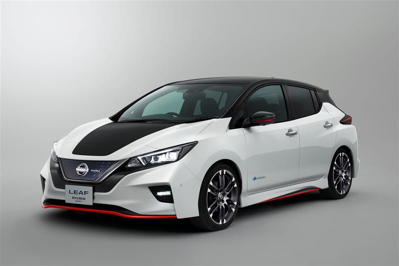 Nissan Leaf NISMO Concept pictures and wallpaper