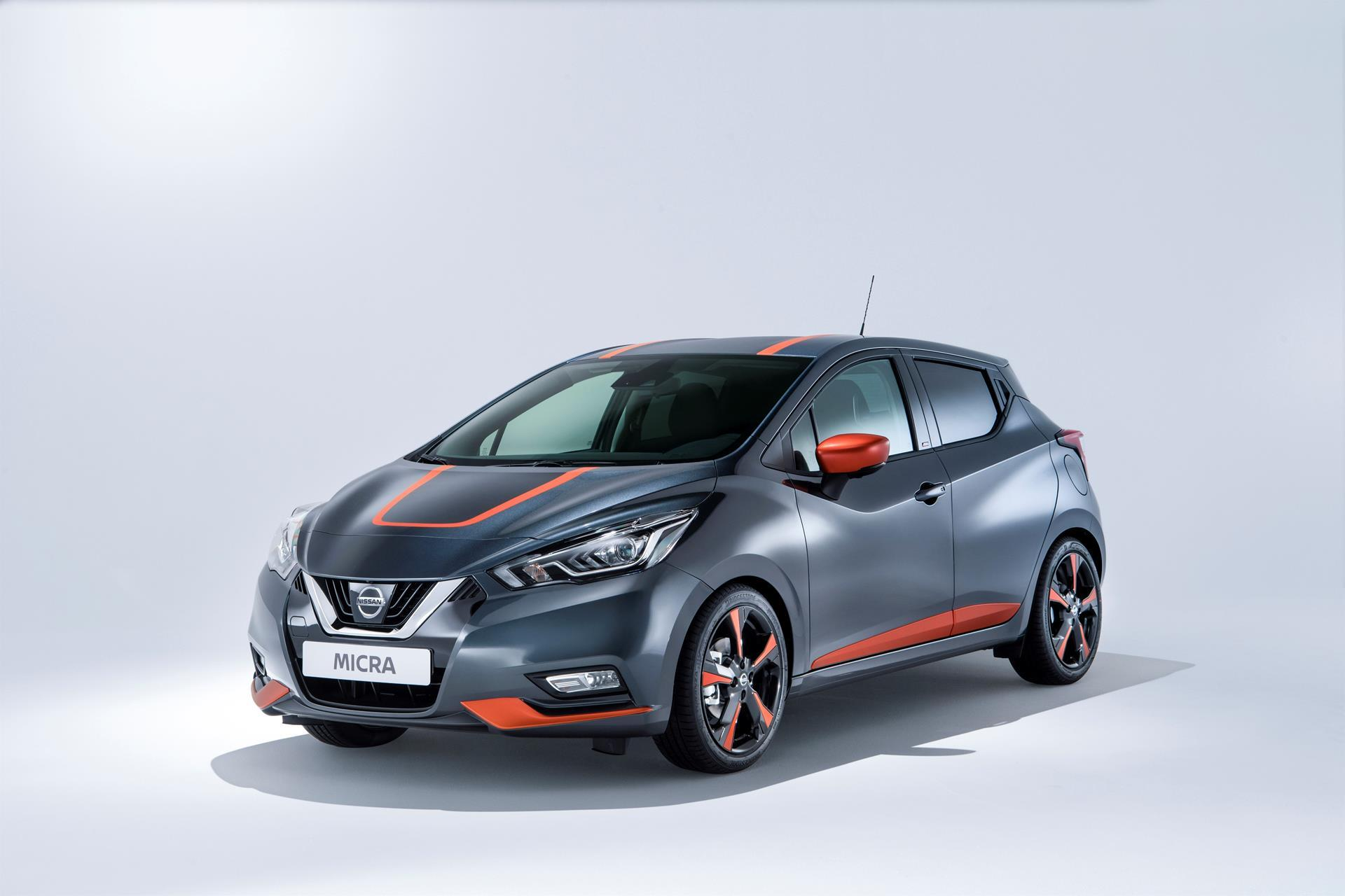 2017 Nissan Micra Bose Personal Edition News And Information