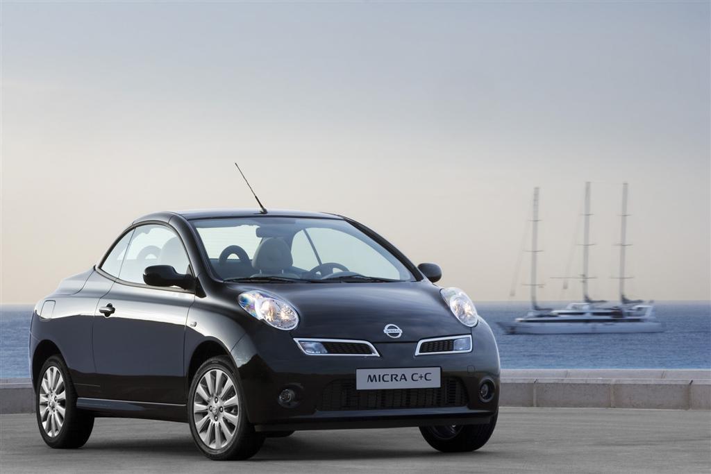 Elegant Auto Sales >> 2008 Nissan Micra C+C - conceptcarz.com