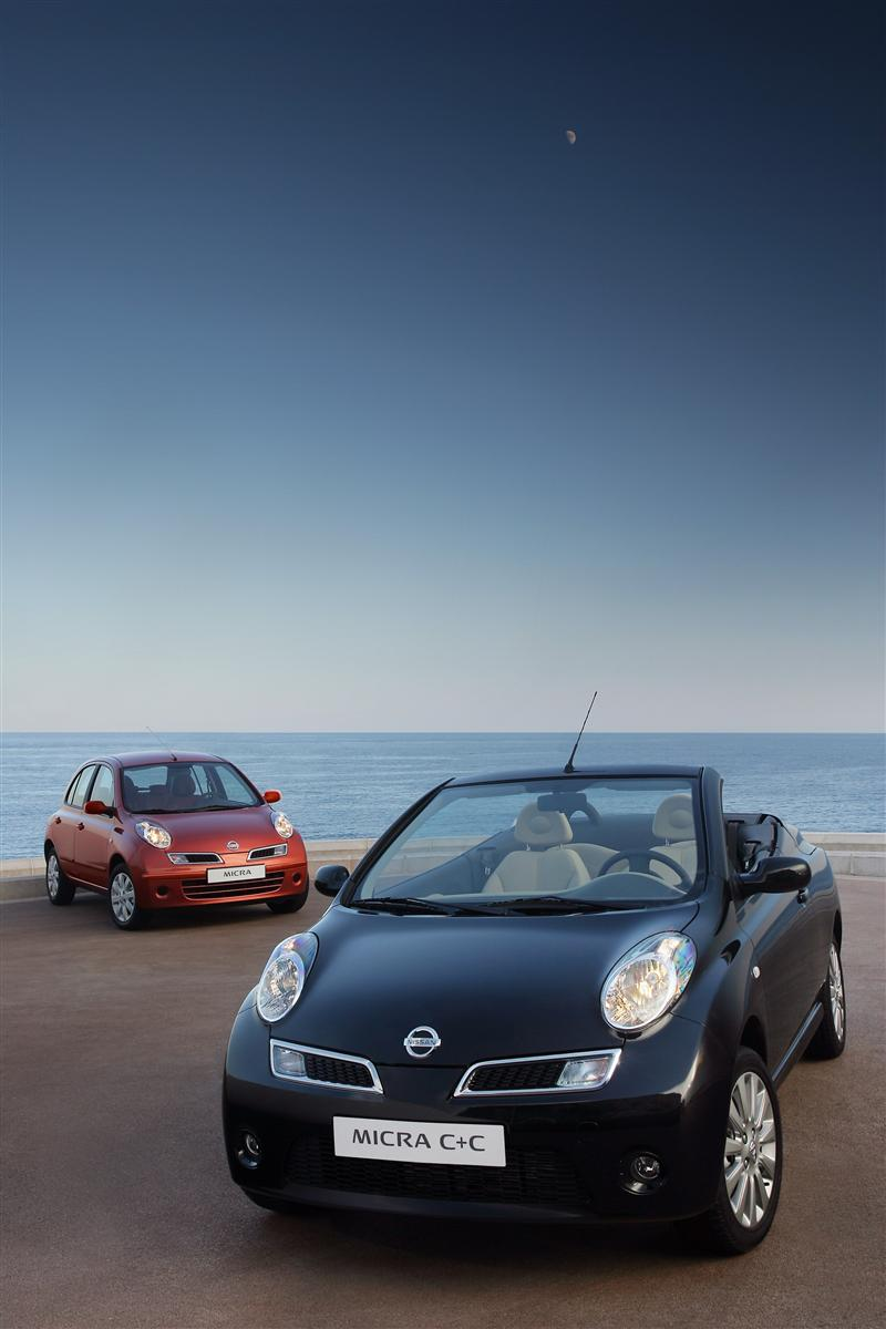 2008 nissan micra c c wallpaper and image gallery. Black Bedroom Furniture Sets. Home Design Ideas