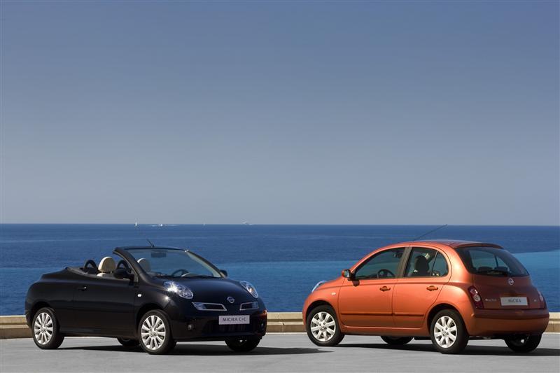 2008 Nissan Micra C+C