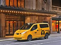 2013 Nissan NV200 Mobility Taxi image.