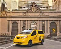 Nissan NV200 Mobility Taxi
