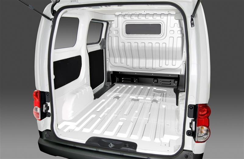 2009 nissan nv200 image. Black Bedroom Furniture Sets. Home Design Ideas