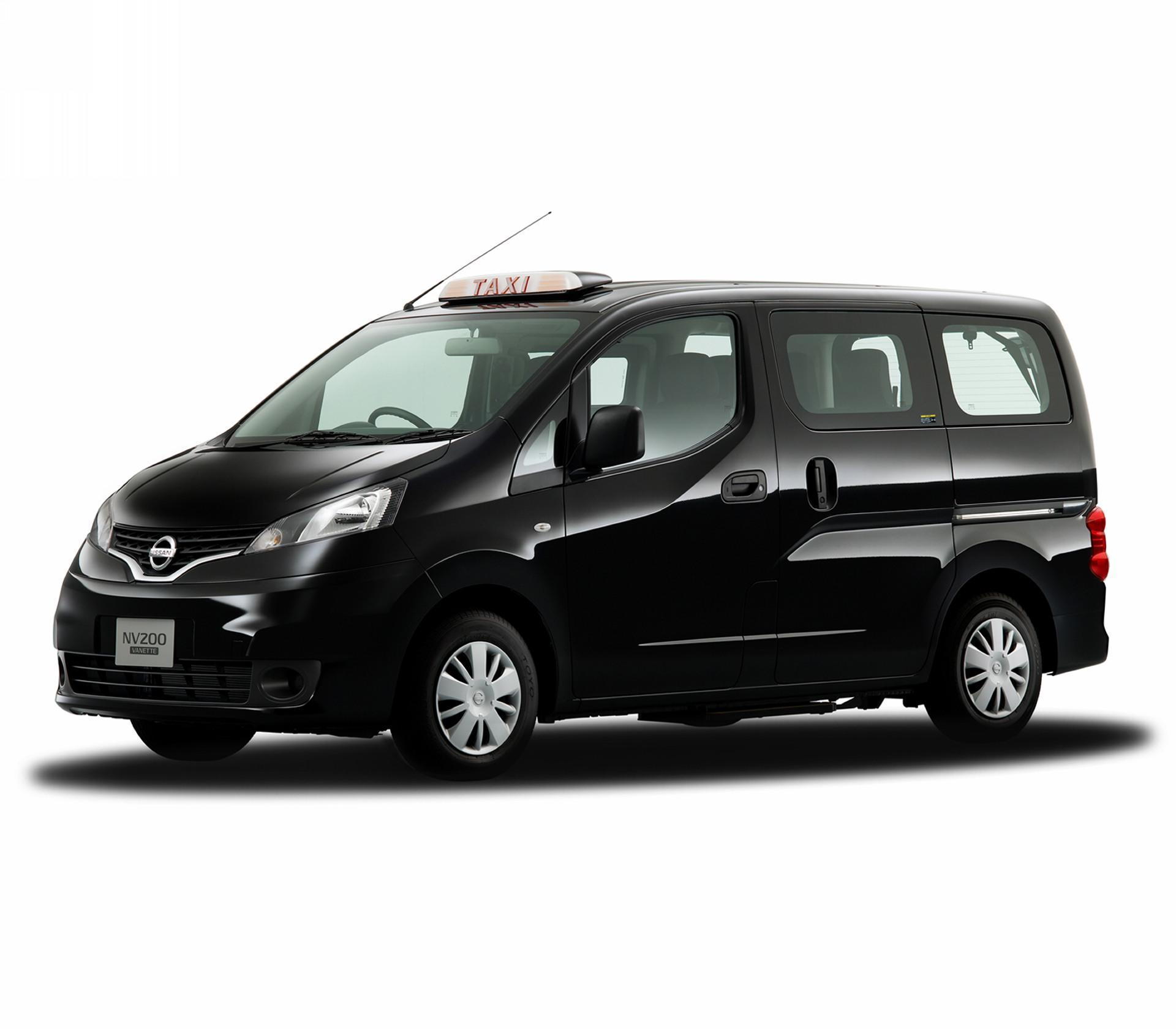 2011 Nissan NV200 Vanette Taxi News and Information