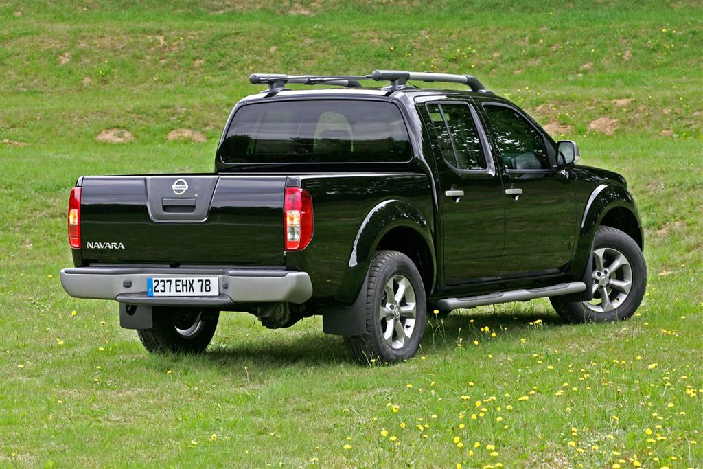 2008 nissan navara news and information. Black Bedroom Furniture Sets. Home Design Ideas