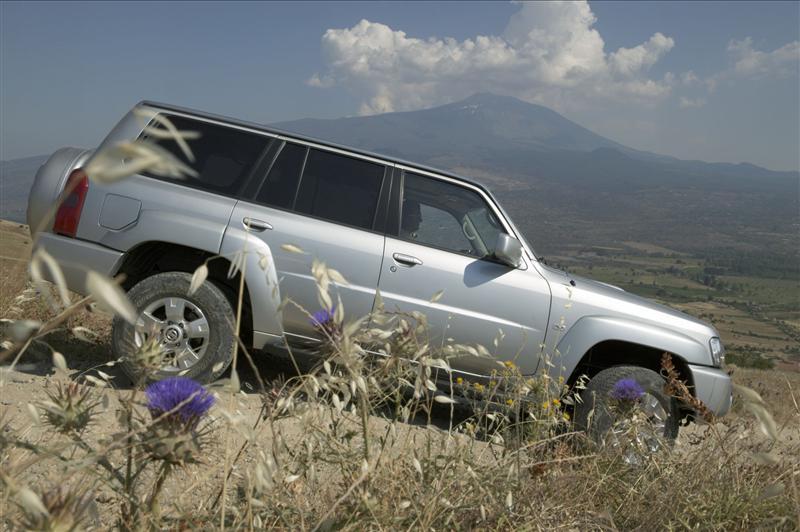 2008 Nissan Patrol