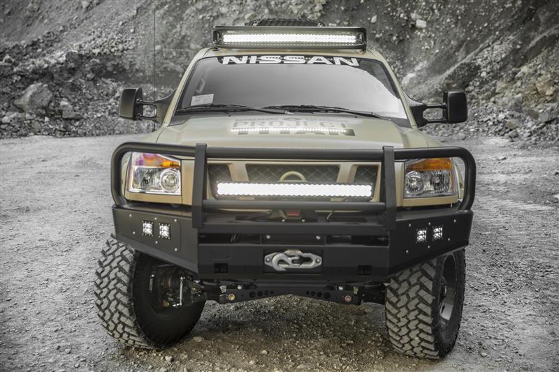 2014 Nissan Project Titan