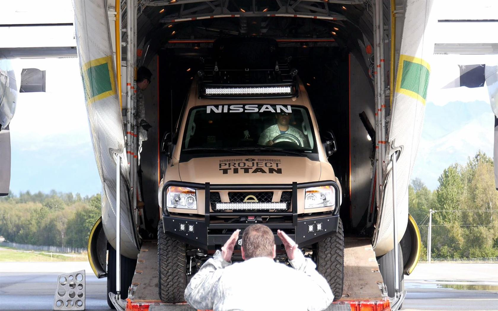 2014 Nissan Project Titan