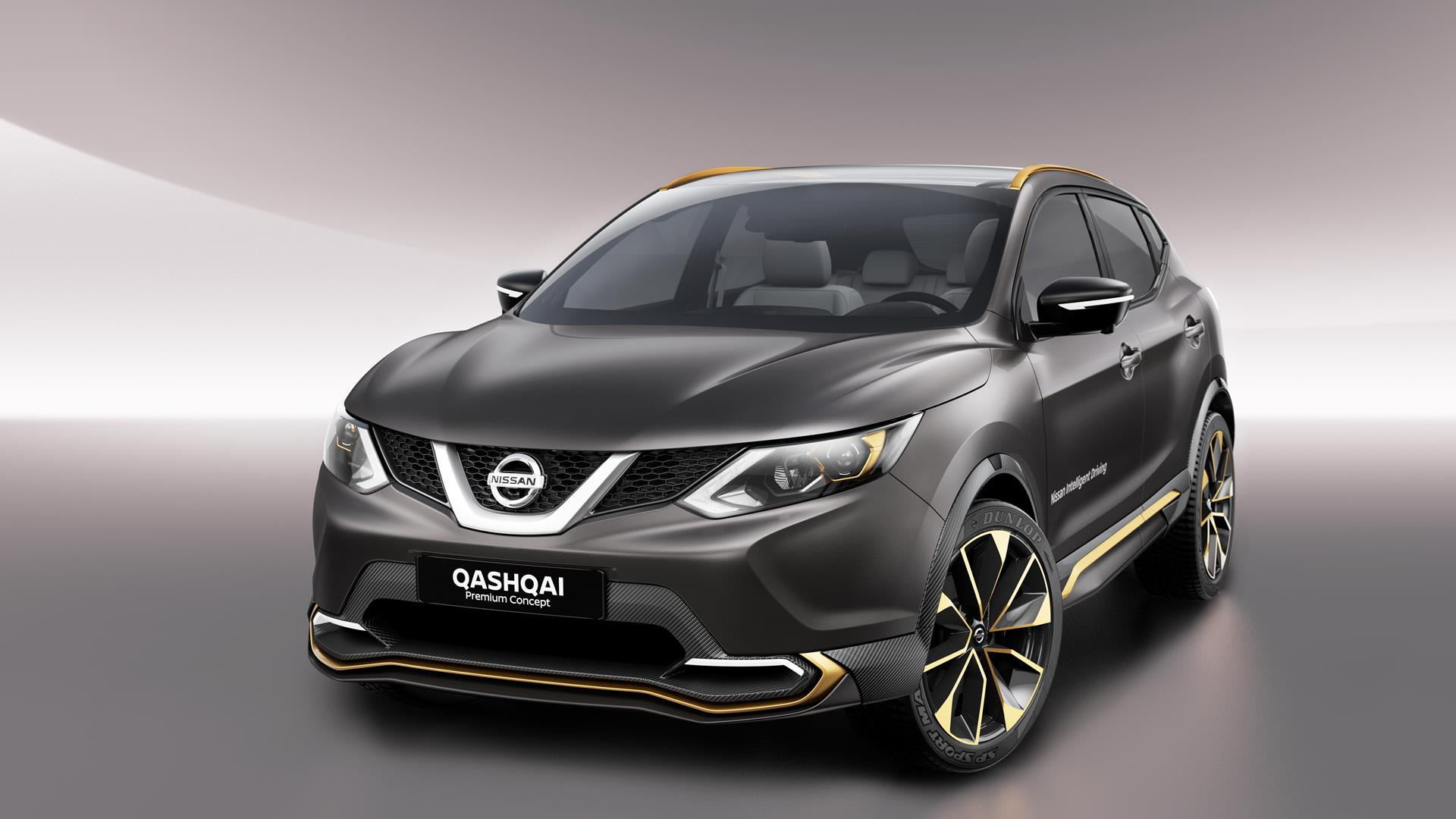 2016 Nissan Qashqai Premium Concept News And Information Research And Pricing