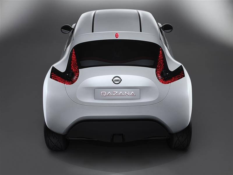 2009 Nissan Qazana Concept Image Photo 7 Of 18