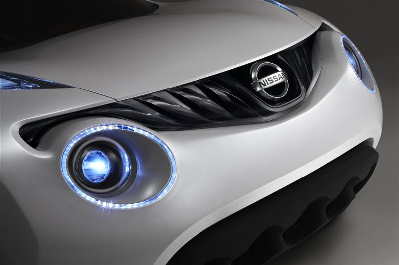 2009 Nissan Qazana Concept Image Photo 13 Of 18