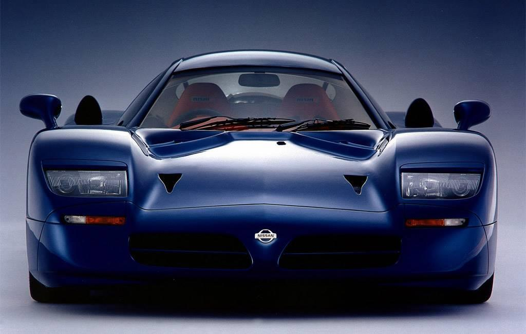 Nissan R390 GT1 photo