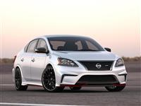 2013 Nissan Sentra Nismo Concept image.
