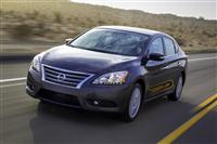 Nissan Sentra Monthly Vehicle Sales