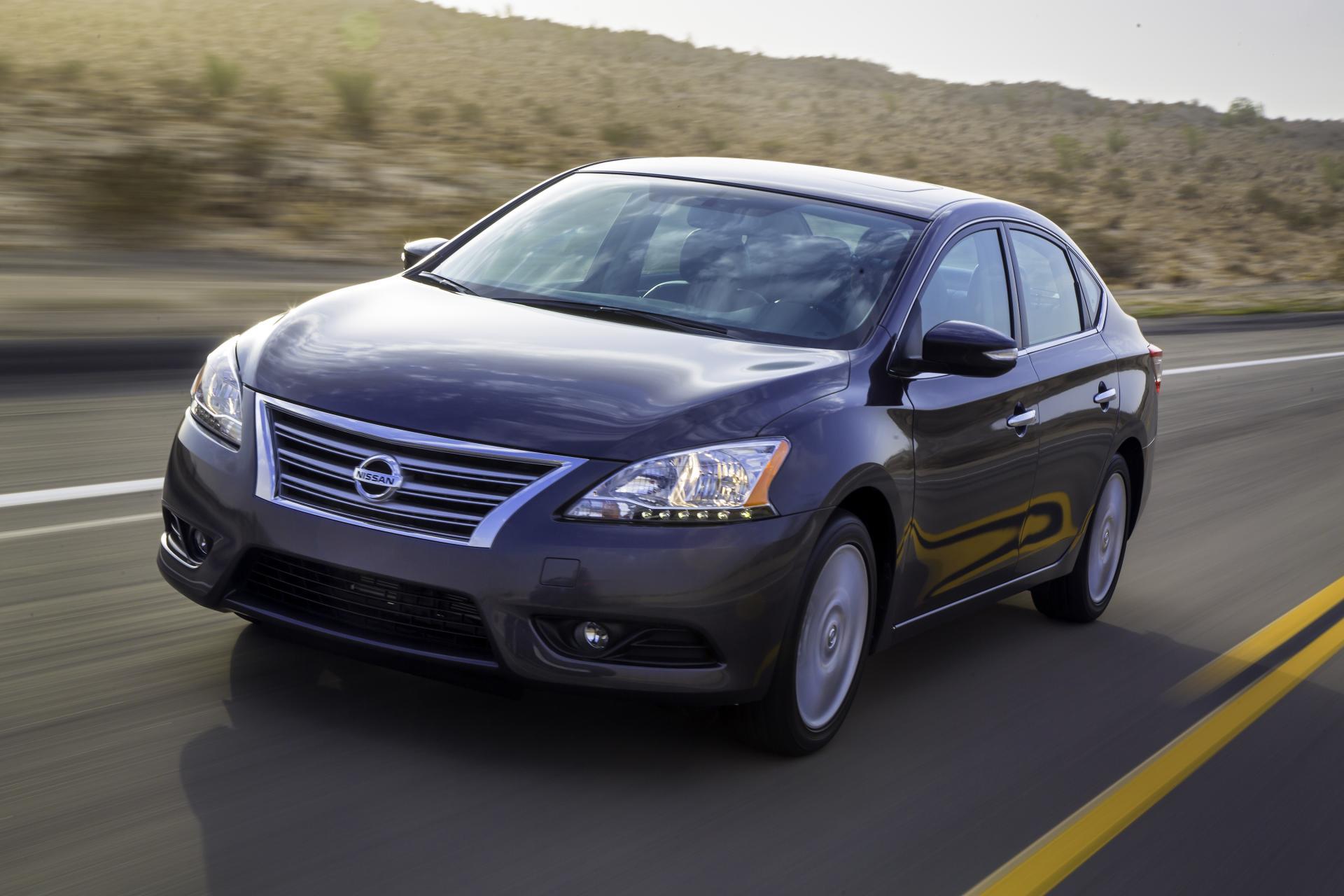 2014 Nissan Sentra News and Information | conceptcarz.com