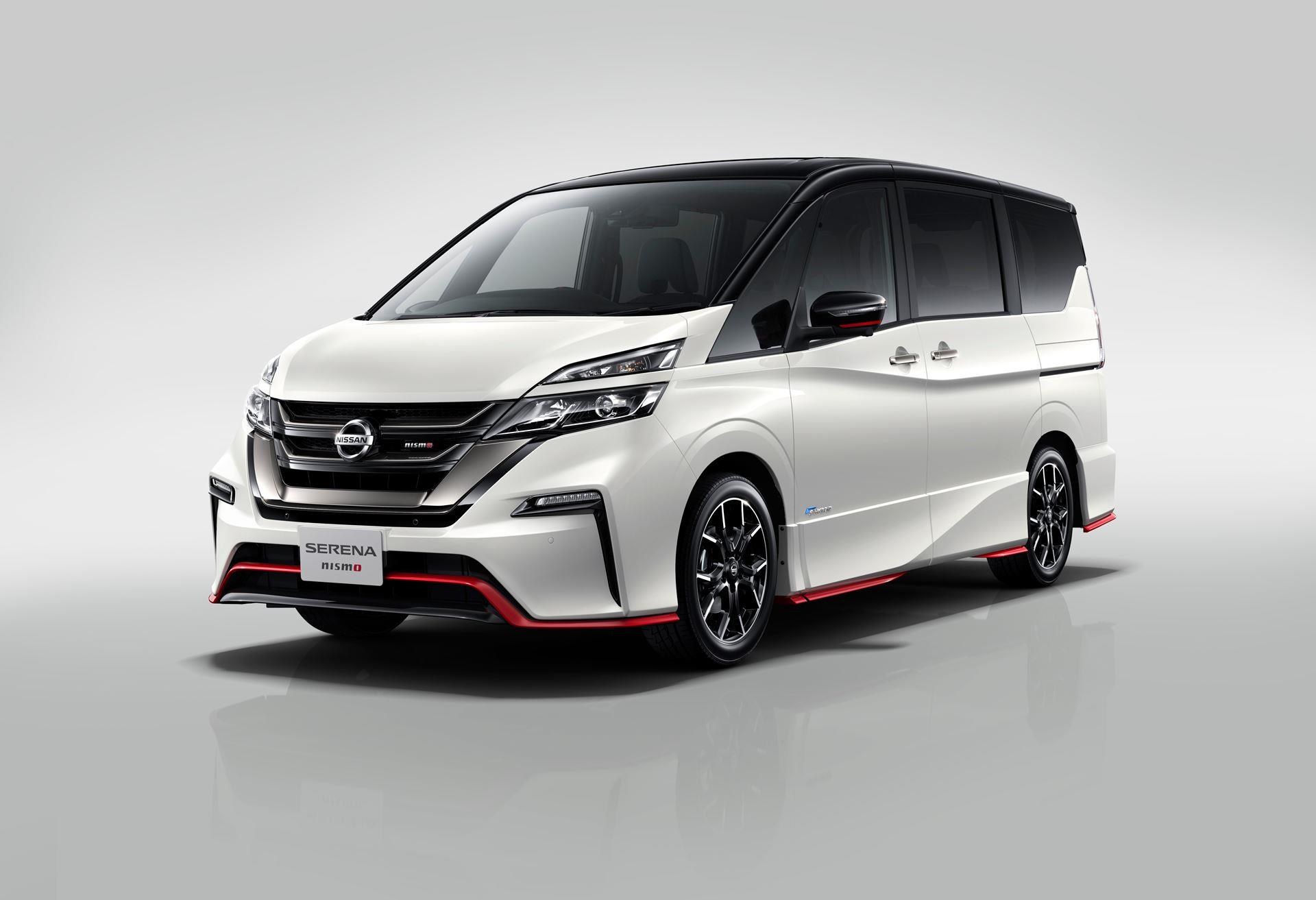 2018 nissan serena nismo technical specifications and data engine dimensions and mechanical details conceptcarz com