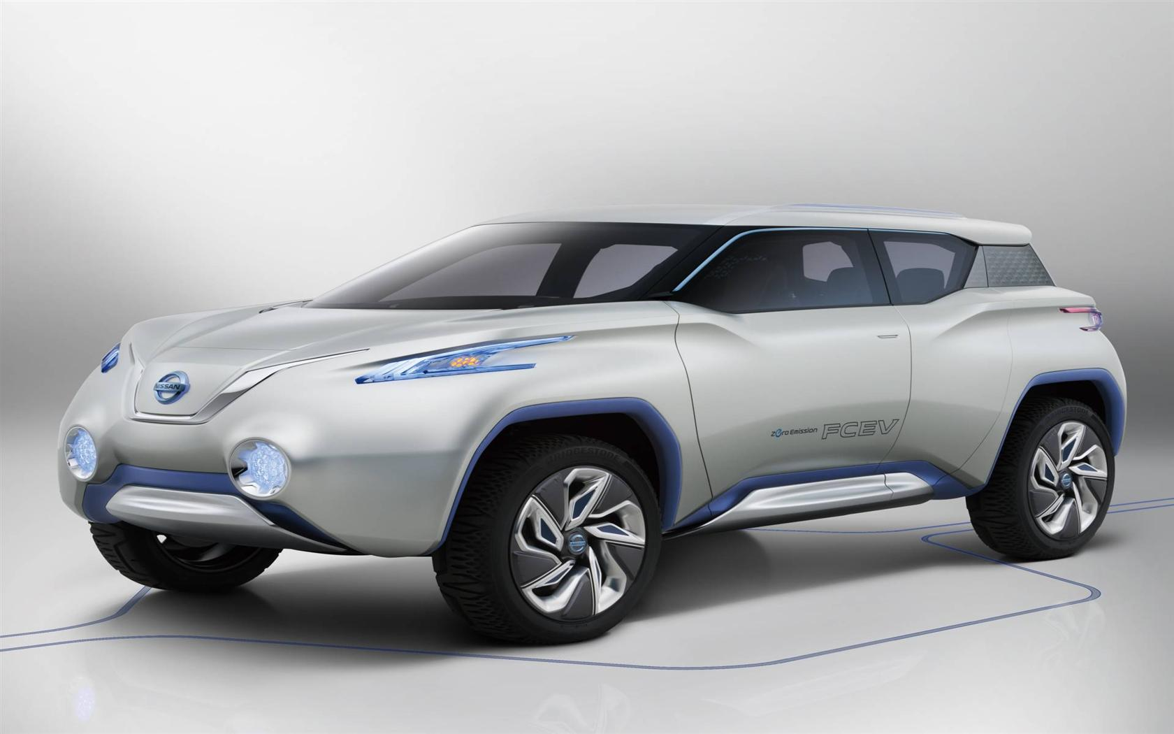 2013 Nissan TeRRA SUV Concept Image. https://www ...