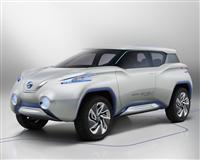 2013 Nissan TeRRA SUV Concept image.