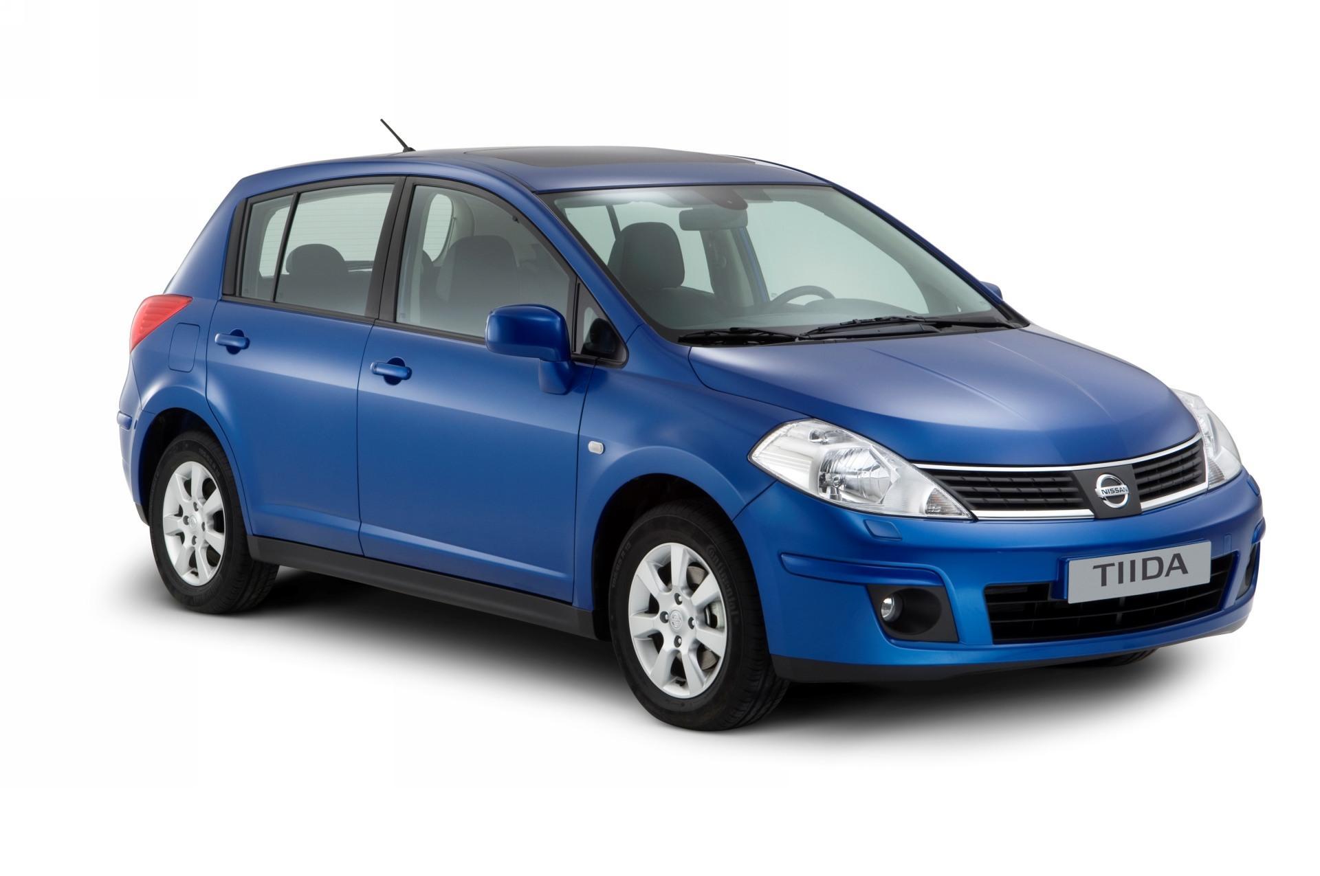 2008 Nissan Tiida News And Information Conceptcarz Com