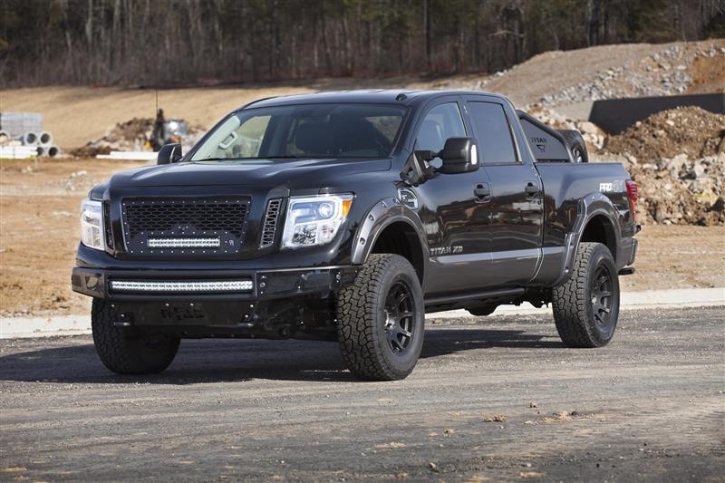 2017 Nissan Titan Xd Pro 4x News And Information