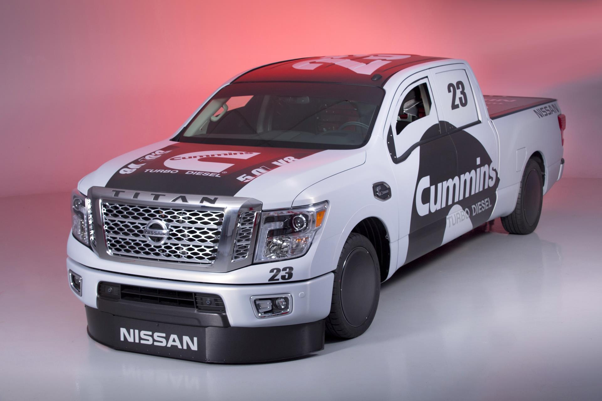 2016 Nissan Titan Xd Triple Nickel News And Information