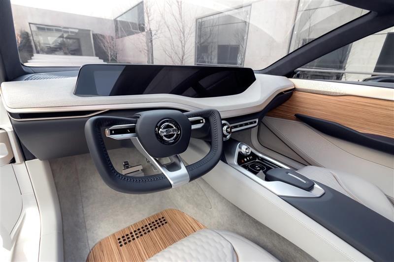 2017 Nissan Vmotion 2.0 Concept