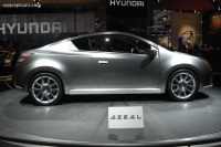 2005 Nissan Azeal Coupe Concept image.