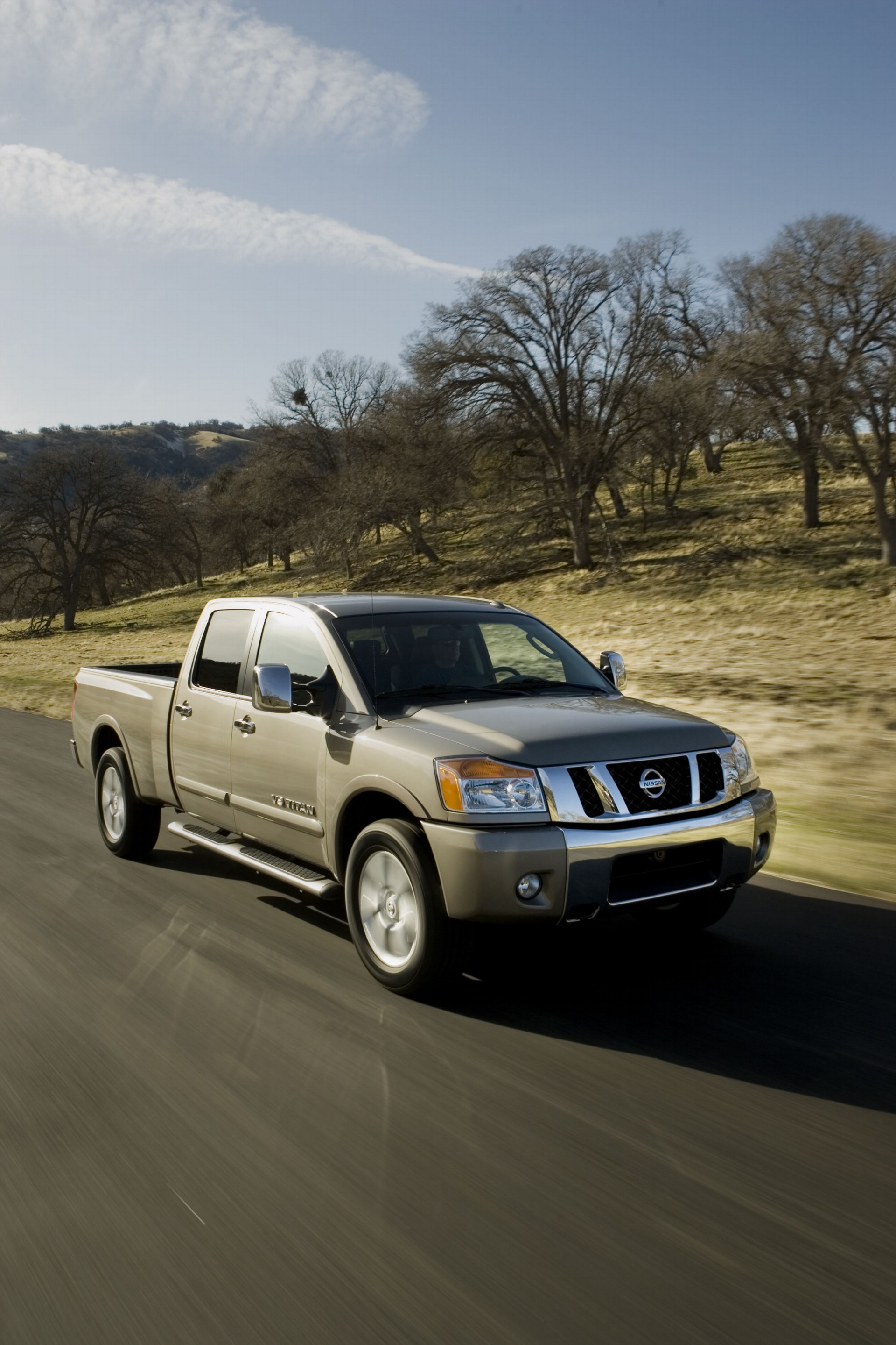 2008 nissan titan news and information. Black Bedroom Furniture Sets. Home Design Ideas