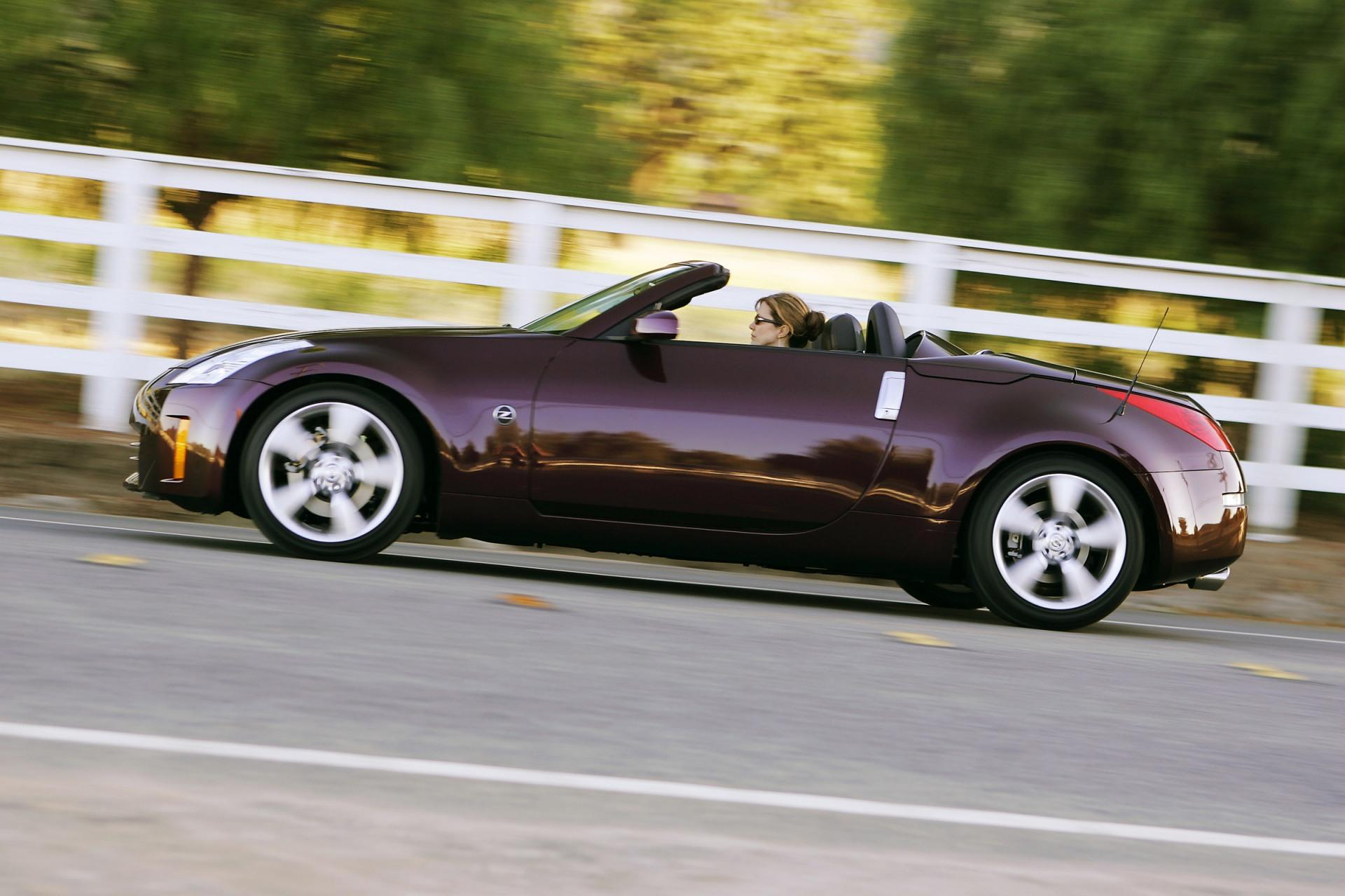 2009 Nissan 350Z News and Information | conceptcarz.com