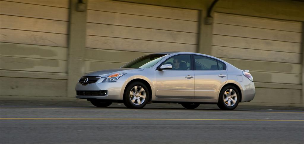 Auction Results And Sales Data For 2009 Nissan Altima