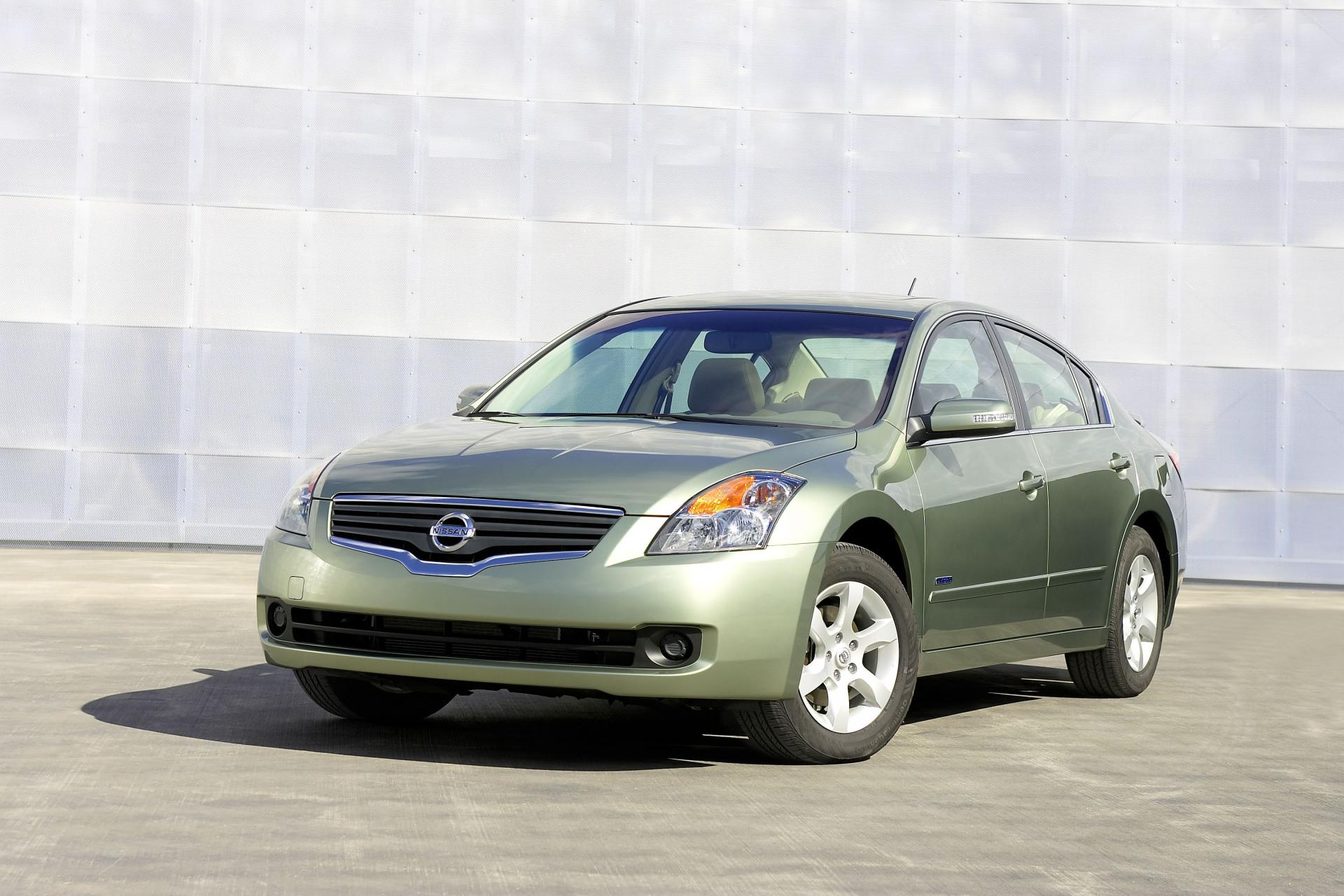 2009 Nissan Altima Hybrid News And Information Conceptcarz Com