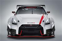 Image of the GT-R NISMO GT3