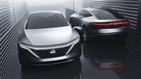 Popular 2019 Nissan IMs Concept Wallpaper
