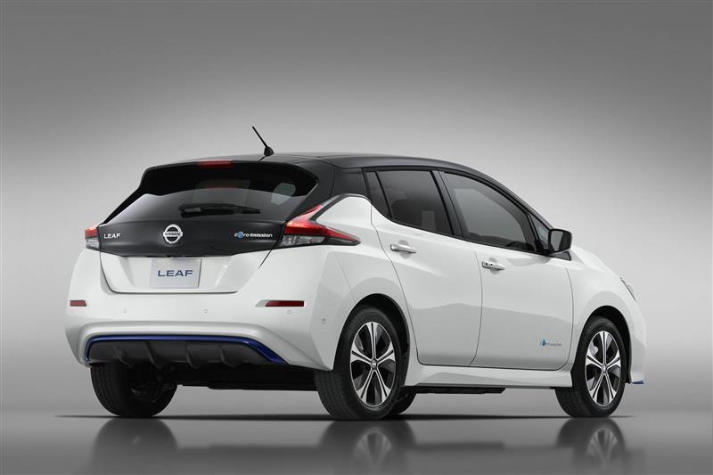2019 Nissan LEAF 3.ZERO e+ Limited Edition