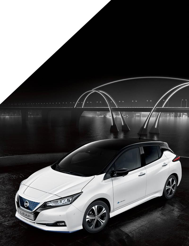 2019 nissan leaf 3 zero e  limited edition news and information