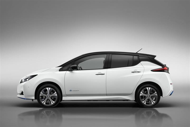 2019 Nissan LEAF 3.ZERO e+ Limited Edition