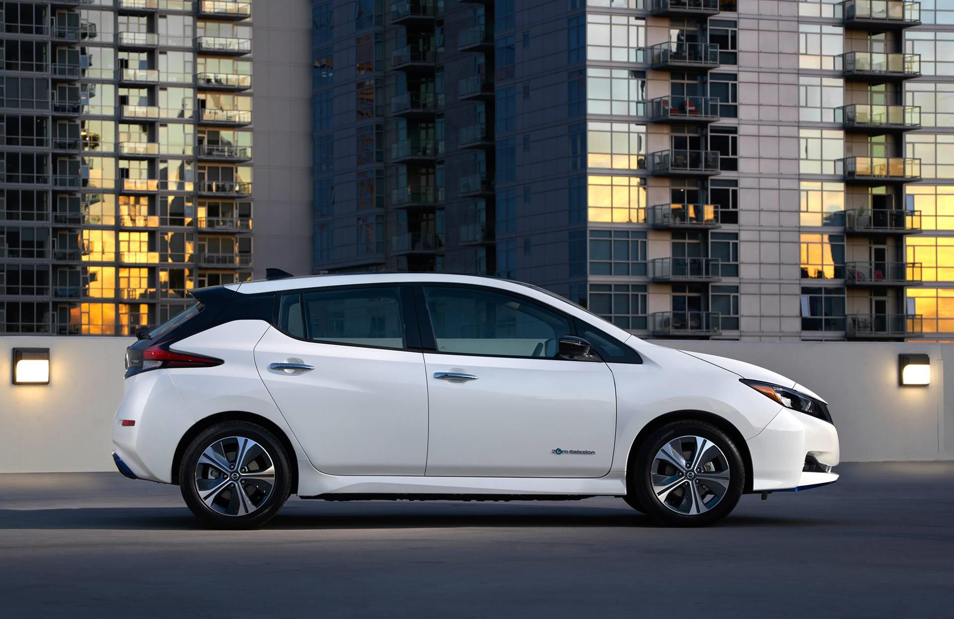 Nissan LEAF e+ photo